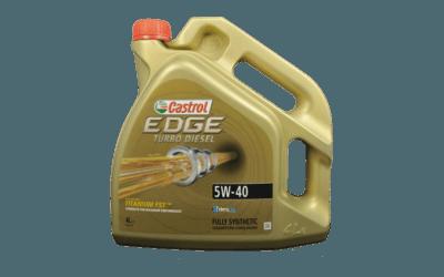 Olej silnikowy Castrol EDGE 5W40 TD 400x250 Castrol