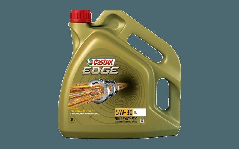 Olej silnikowy Castrol EDGE LL 5w30 Olej silnikowy Castrol EDGE 5W30 LL