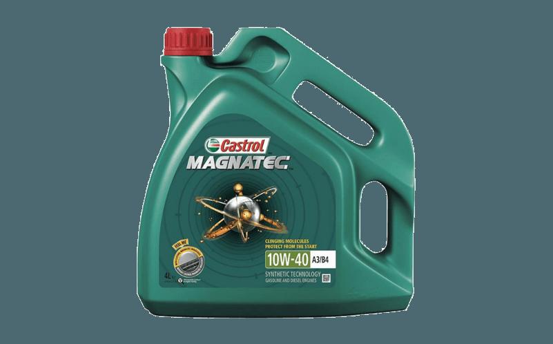 Olej silnikowy Castrol Magnatec 10W40 Ranking olejów