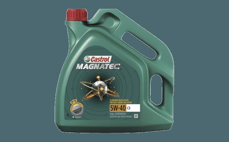 Olej silnikowy Castrol Magnatec 5W40 Olej silnikowy Castrol Magnatec 5W40 C3
