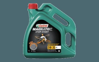 Olej silnikowy Castrol Magnatec A5 5W30 400x250 Castrol