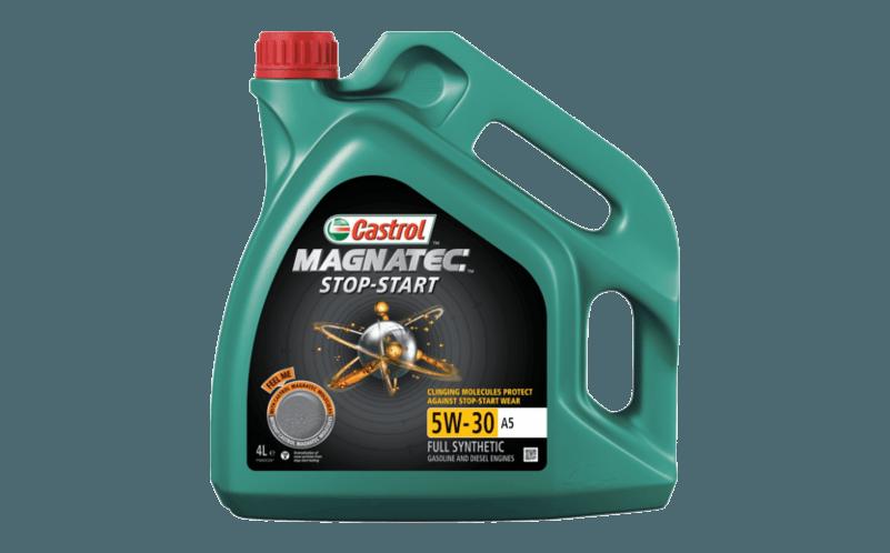 Olej silnikowy Castrol Magnatec A5 5W30 Olej silnikowy Castrol Magnatec 5W30 A5