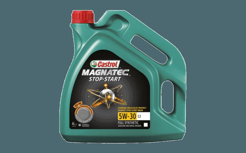 Olej silnikowy Castrol Magnatec C2 5W30 Olej silnikowy Castrol Magnatec 5W30 C2