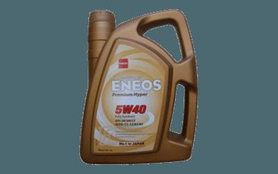 Olej silnikowy Eneos Premium Hyper 5W40 400x250 Produkty