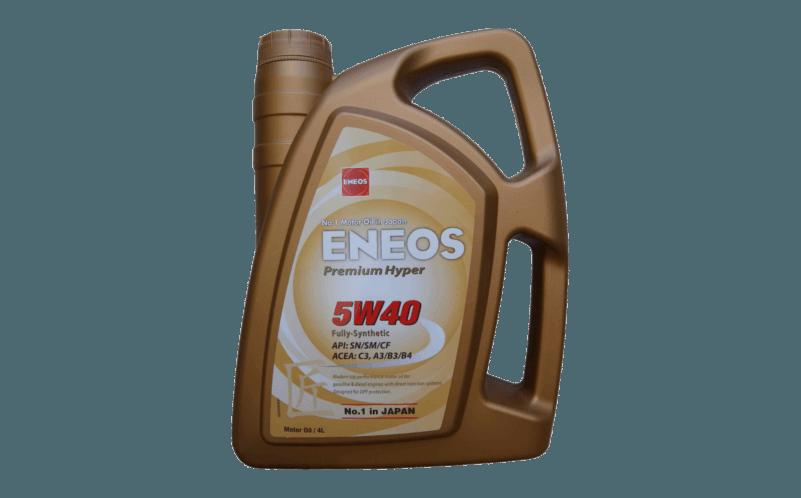 Olej silnikowy Eneos Premium Hyper 5W40 Olej silnikowy Eneos Hyper 5W40