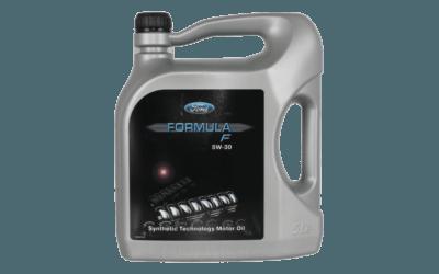 Olej silnikowy Ford Formula 5W30 400x250 Ford