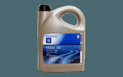 Olej silnikowy GM 5W30 400x250 Produkty