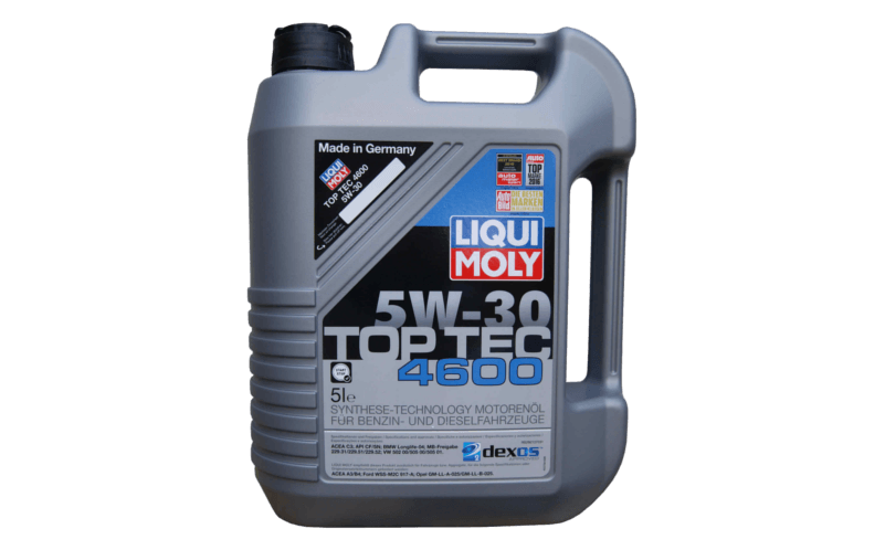Olej silnikowy LQM 4600 5W30 Olej silnikowy Liqui Moly 5W30 Top Tec