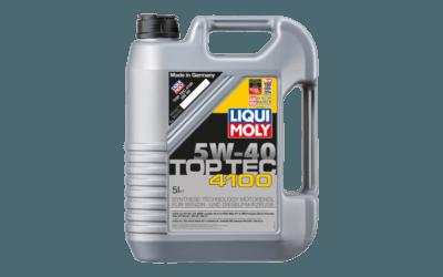 Olej silnikowy Liqui Moly Toptec 4100 5W40 400x250 Produkty