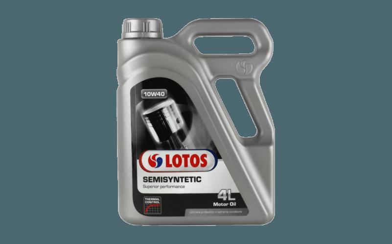 Olej silnikowy Lotos 10W40 Olej silnikowy Lotos 10W40
