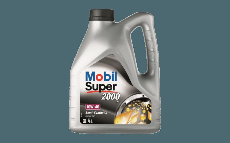 Olej silnikowy Mobil S2000 10W40 Ranking olejów