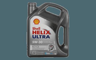 Olej silnikowy Shell Helix Ultra 5W30 ECT C3 400x250 Shell