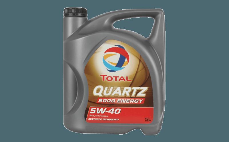 Olej silnikowy Total Quartz 9000 Energy 5W40 Oleje syntetyczne